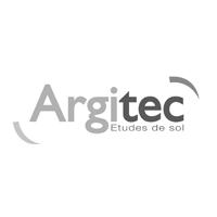 Logo Argitec partenaire Maison ERF créateur de maisons individuelles