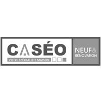 Logo Caseo partenaire Maison ERF créateur de maisons individuelles