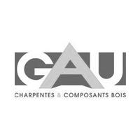 Logo Gau partenaire Maison ERF créateur de maisons individuelles
