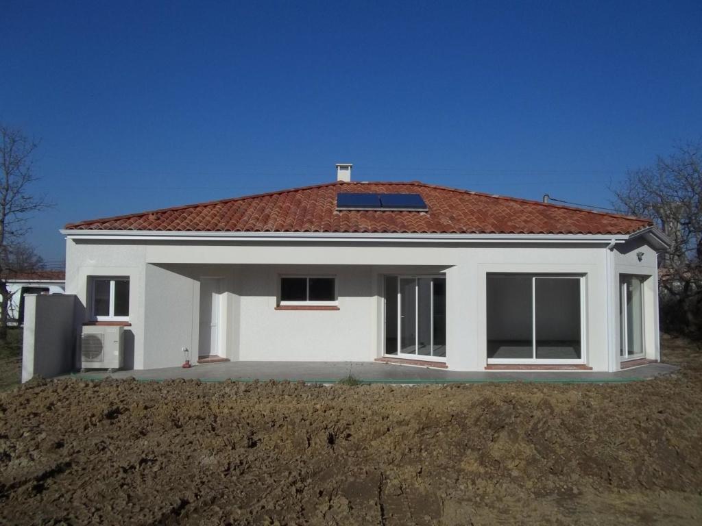 Constructeur de maison à Montbartier