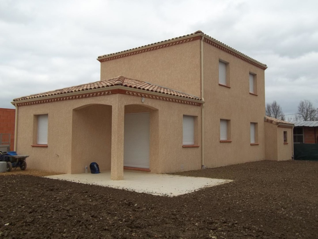 maison individuelle à Pompignan fait par Maison ERF