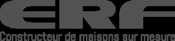 Logo ERF gris